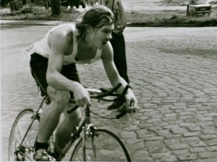 Christian Gramm - Triathlon Schwedt 1989