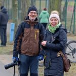Das Fotografen-Duo Ilona und Wolfgang Ronge 2018